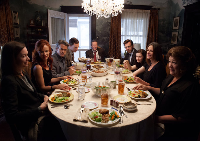 August Osage County-Family Dinner-680