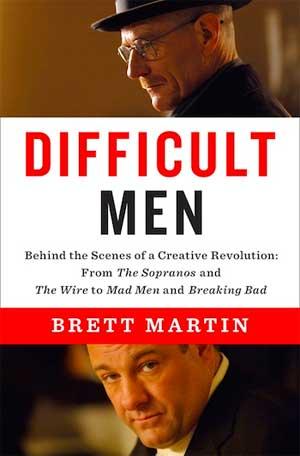 Difficult Men cover