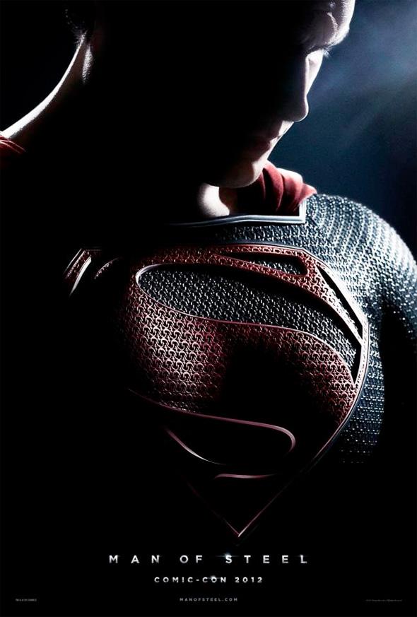 Man Of Steel teaser poster official skip crop