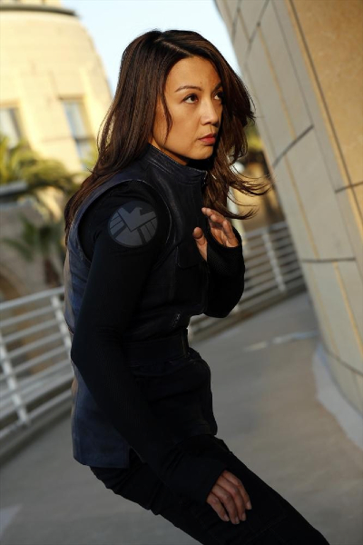 Marvel's Agents Of S.H.I.E.L.D. (skip crop)
