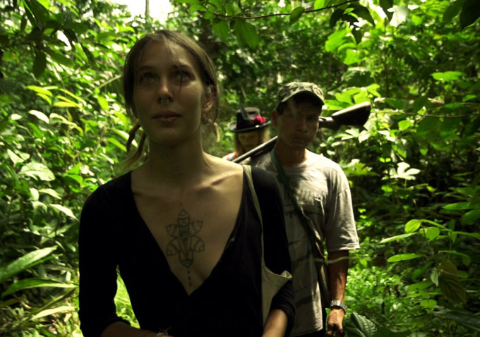 Порно лес фильм фото 199-872