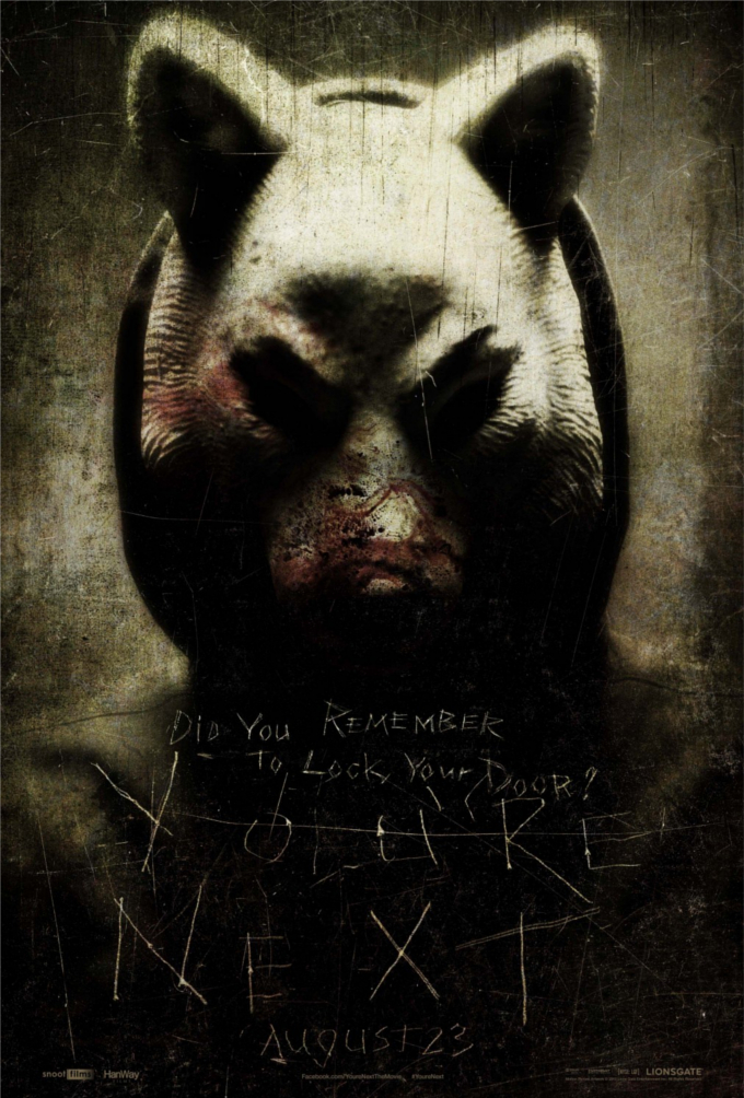 You're Next Poster skip crop