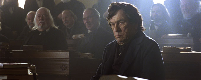Tommy Lee Jones Lincoln skip crop