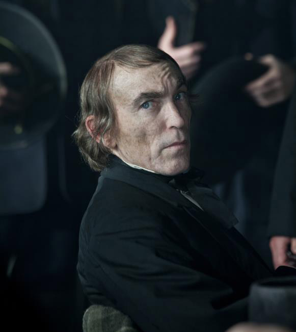 Jackie Earle Hayley, Lincoln (skip crop)