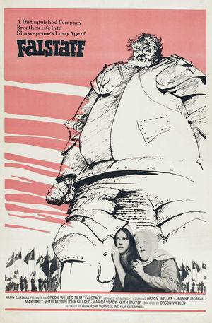 Falstaff movie poster