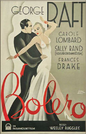 Bolero-Art by Moje Aslund
