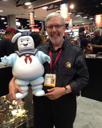 Stay Puft Marshmallow Man-Comic-Con 2014