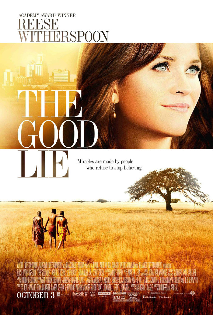 The Good Lie, poster