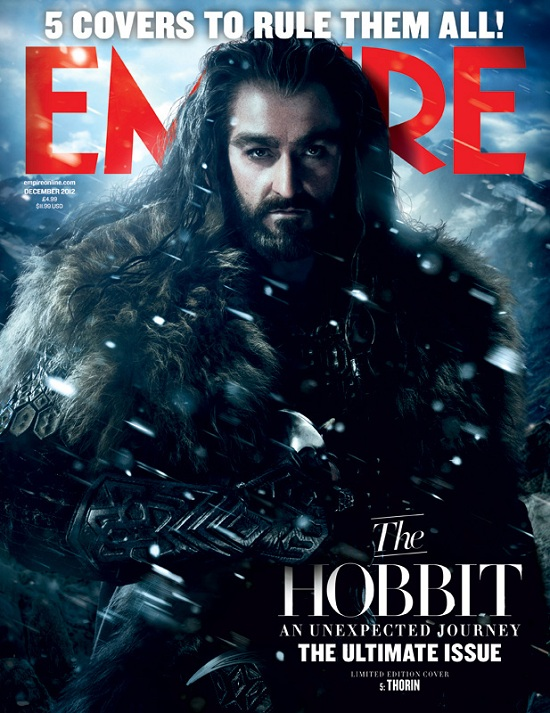 Thorin character cover Empire