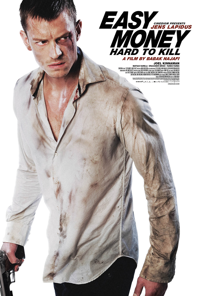 Easy Money: Hard To Kill Poster