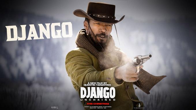 Django Wallpaper, Django