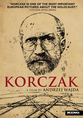 Korczak DVD cover