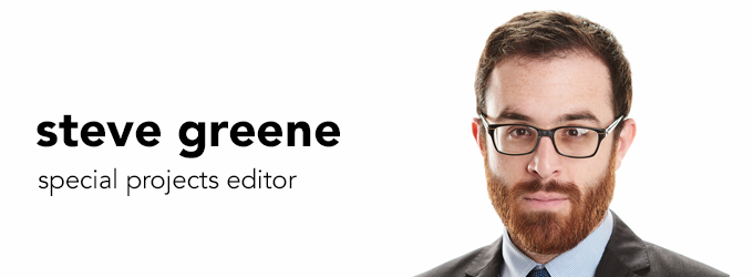 Steve Greene - Team Page - Updated