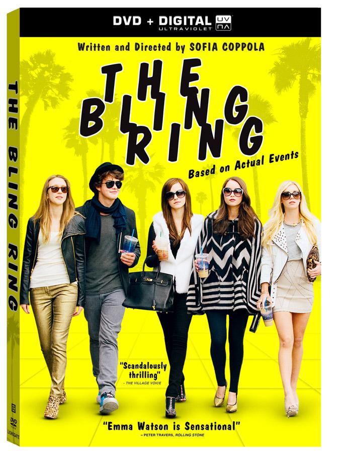 The Bling Ring, DVD