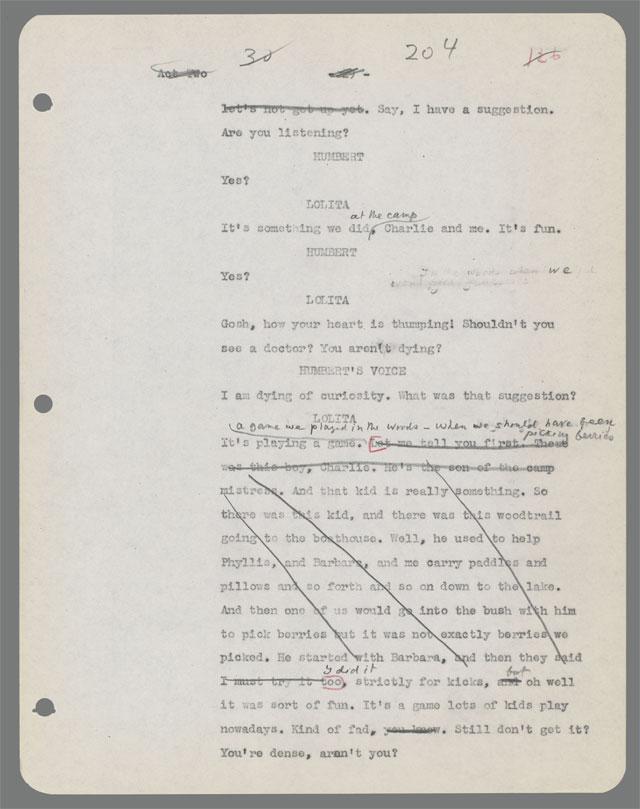 vladimir nabokovs lolita essay Essays and criticism on vladimir nabokov - critical essays.