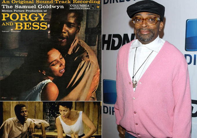 Spike Lee, Porgy and Bess