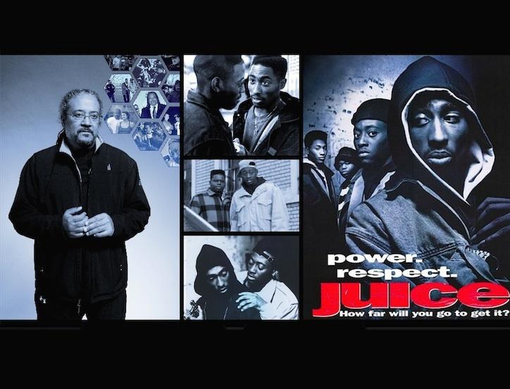 Ernest Dickerson Juice Screening flyer