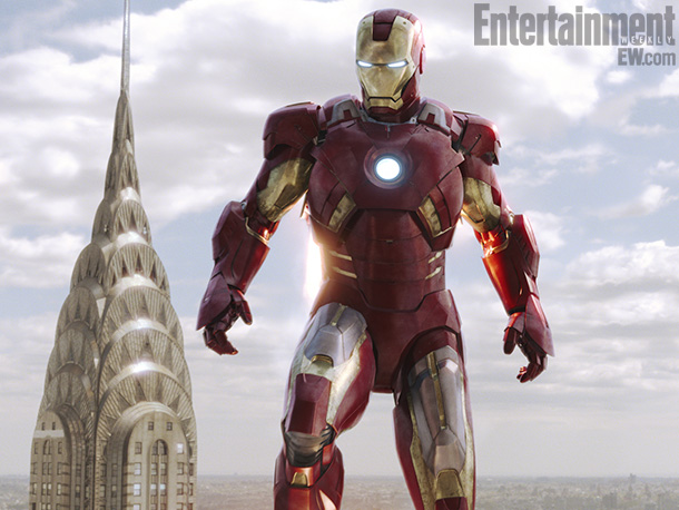 The Avengers Iron Man skip crop