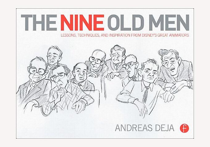Andreas Deja-the Nine Old Men
