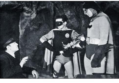 Batman And Robin-1943 Serial