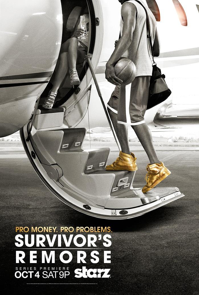 "Official Key Art for Half-Hour Comedy ""Survivor's Remorse"""