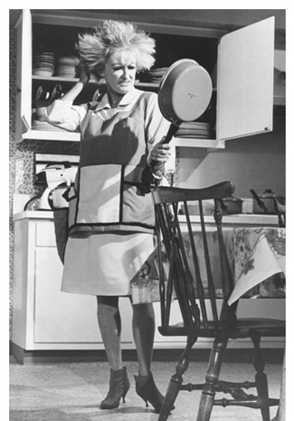 Phyllis in 'Boy, Did I Get a Wrong Number!' (1966)