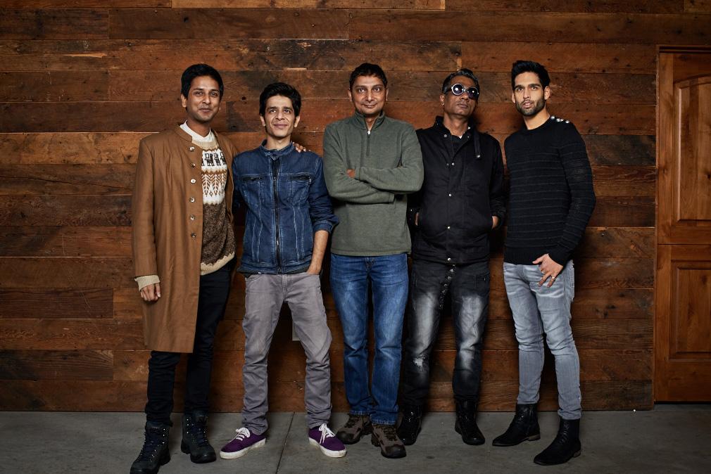 """Brahman Naman"" - Tanmay Dhanania, Shashank Arora, Naman Ramachandran, Q., Sid Mallya"