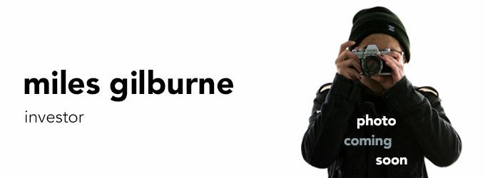 Miles Gilburne - Team Page