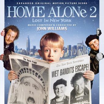 Home Alone 2 soundtrack cover