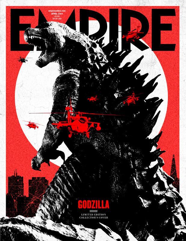 Empire, Godzilla, skip
