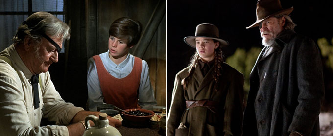 True Grit, remakes