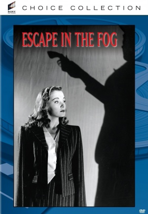 Escape In The Fog DVD