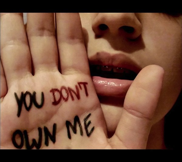 You Don;t Own Me