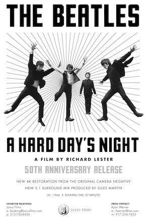 'A Hard Day's Night'