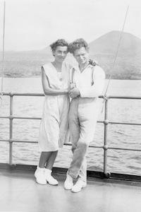 Freidrich Ritter and Dore Strauch