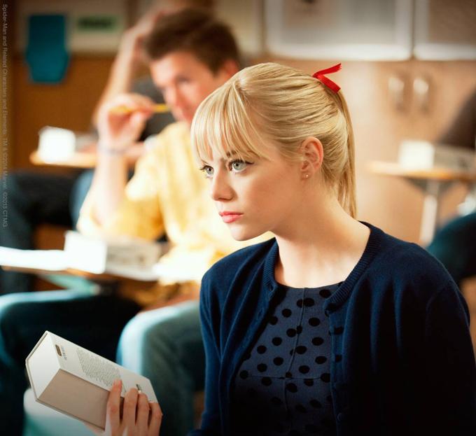 The Amazing Spider-Man 2 Emma Stone