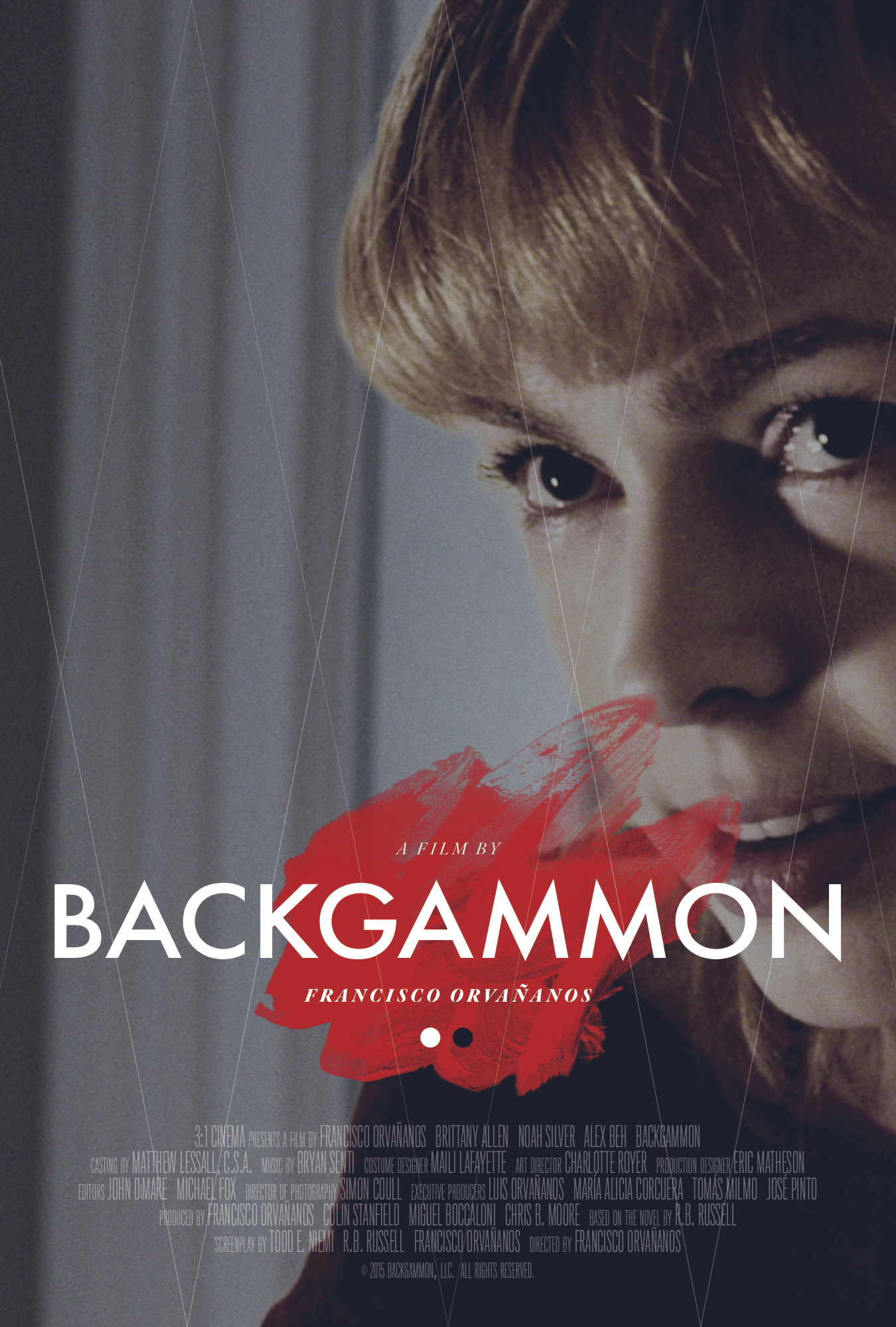 watch exclusive �backgammon� poster and trailer tease