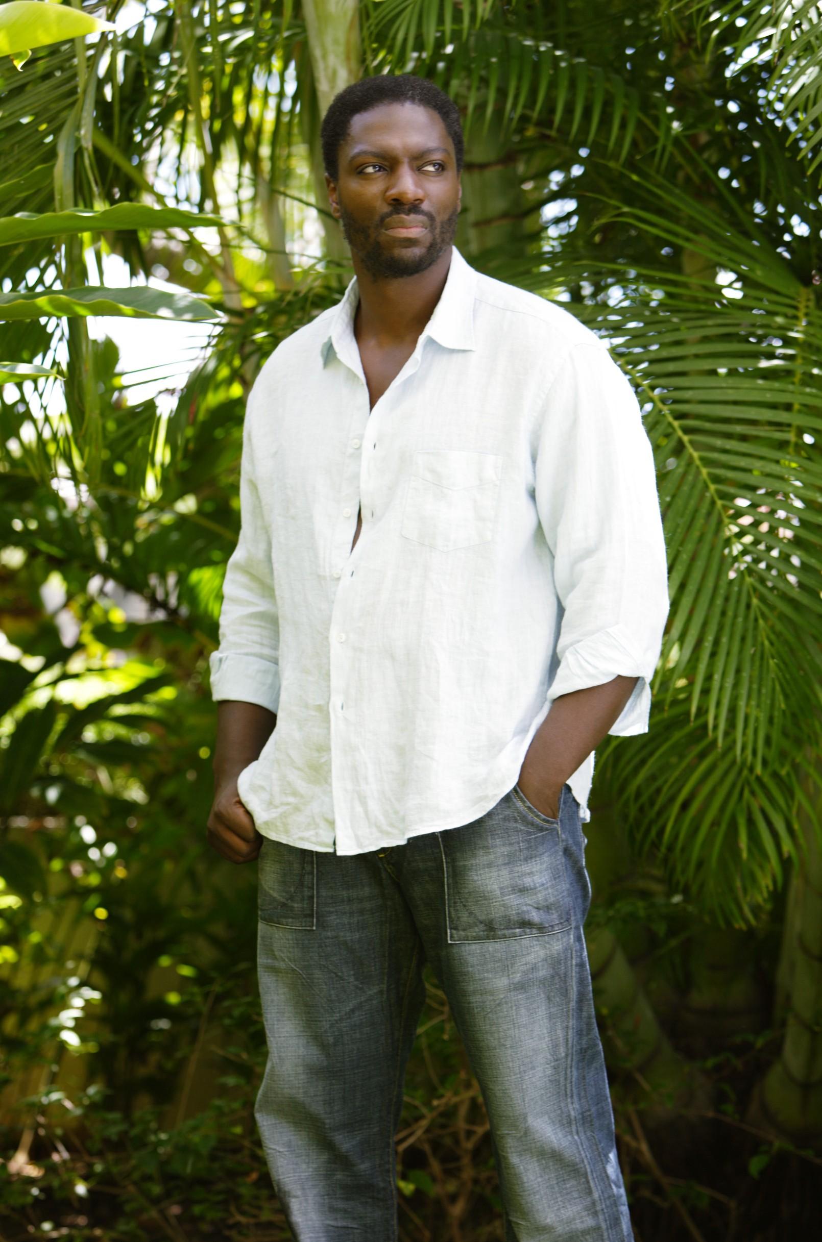 "Adewale Akinnuoye-Agbaje as Mr Eko in ""Lost"""