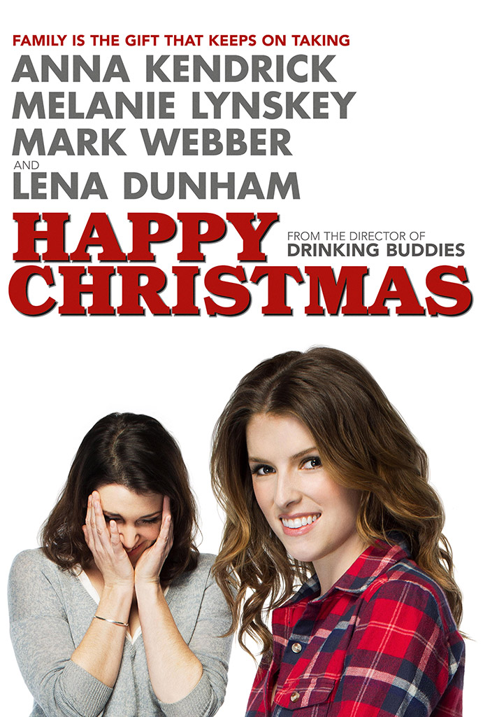 Happy Christmas, poster