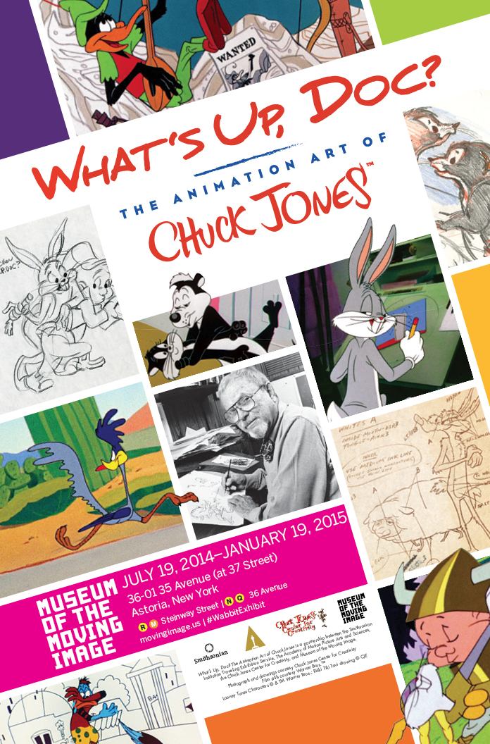 Chuck Jones large poster image