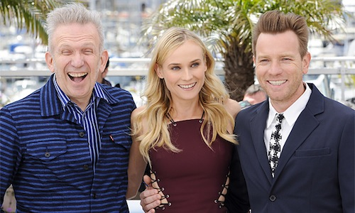 Cannes Jury with Jean-Paul Gaultier, Diane Kruger, and Ewan McGregor