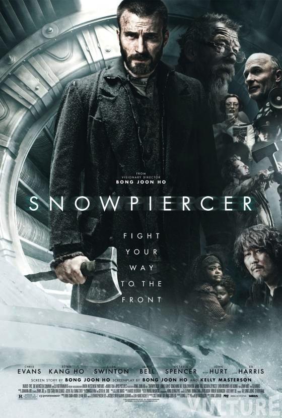 Snowpiercer, poster