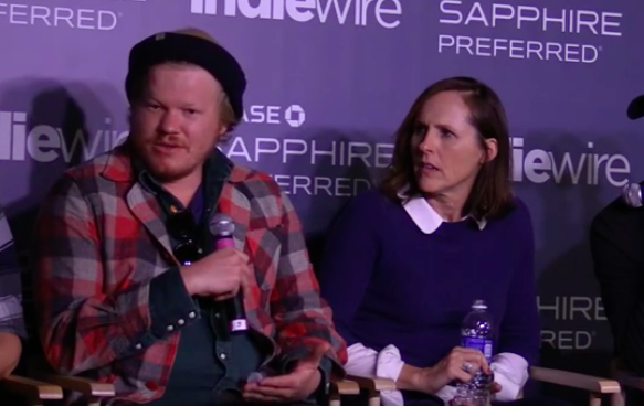 """Indiewire in Conversation at Chase Sapphire on Main - """"Other People"""" Panel"""
