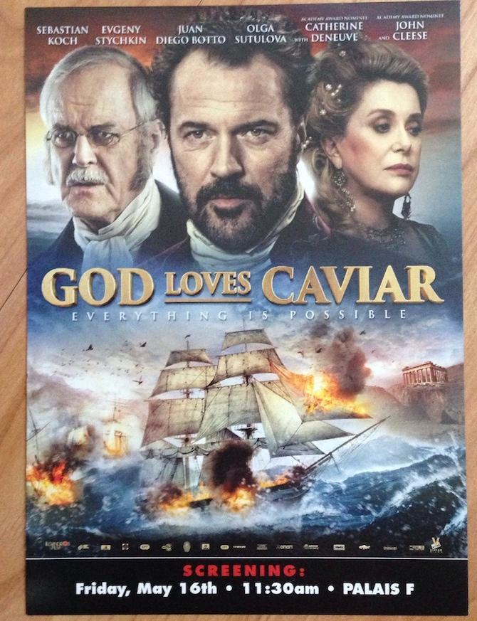 God Hates Caviar