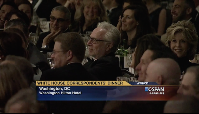 Image result for 2016 white house correspondents dinner crowd