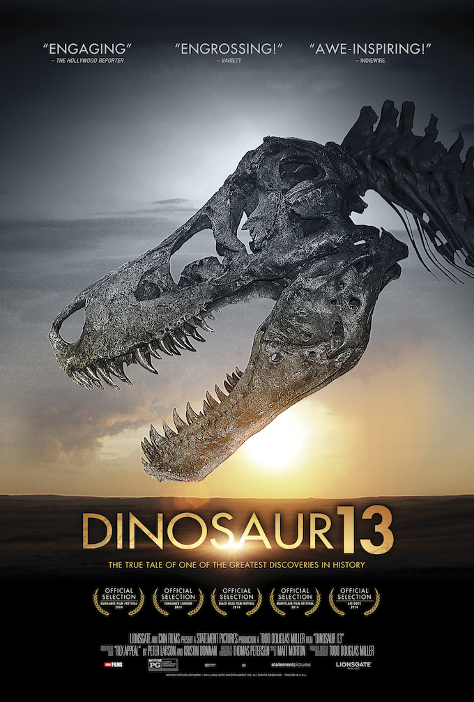 """""""Dinosaur 13"""" Poster"""