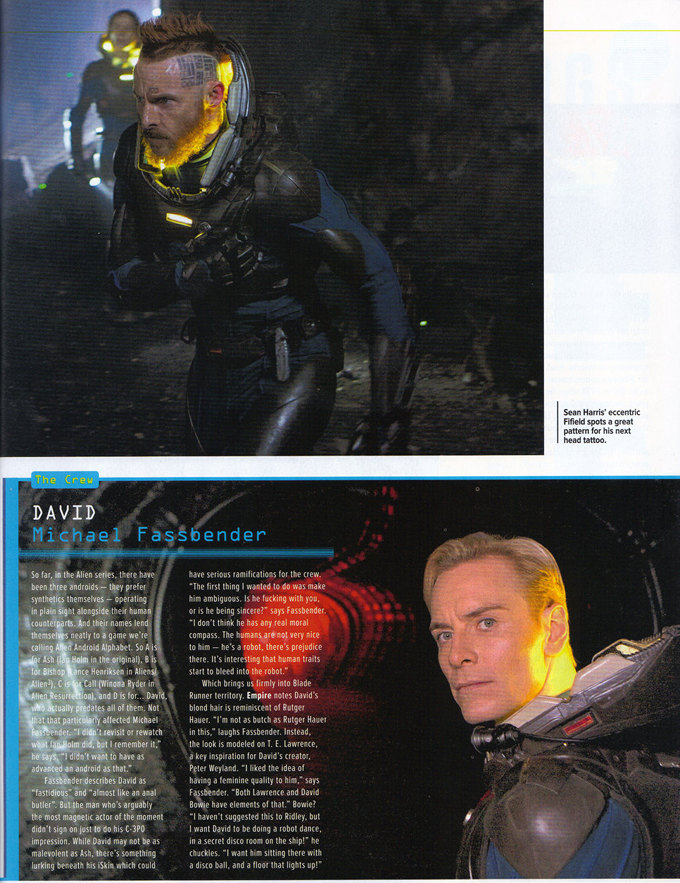 Prometheus Michael Fassbender Sean Harris Empire scan skip crop