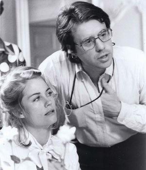 Bogdanovich and Cybill