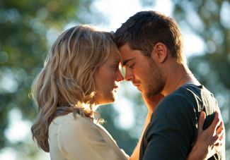 Taylor Schilling and Zac Efron-325