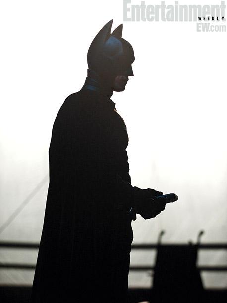 Batman, TDKR